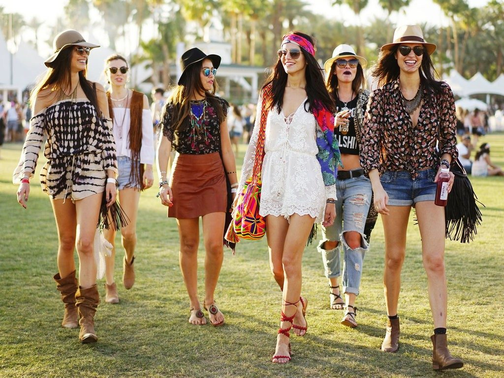 Summer Hairstyles and Festival Fashion!