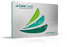 Healthcare financing with CareCredit