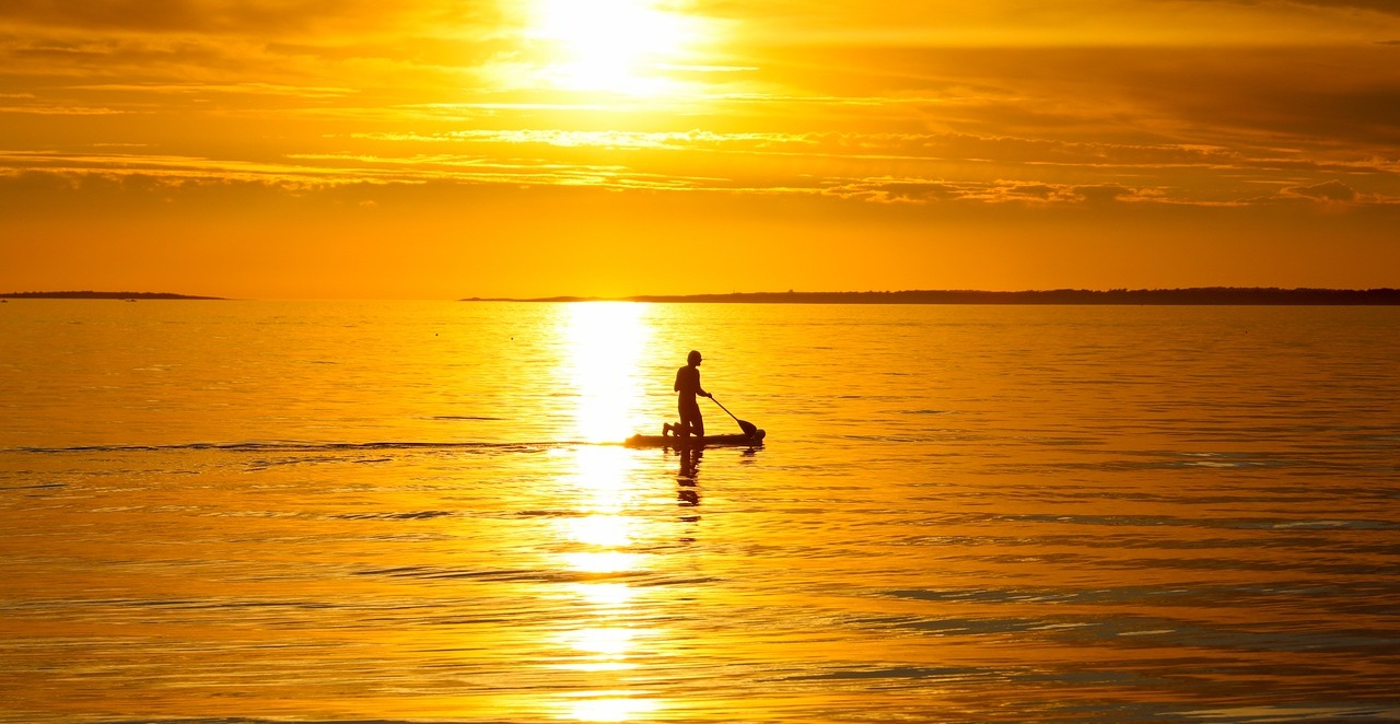 The Benefits of Paddle Boarding
