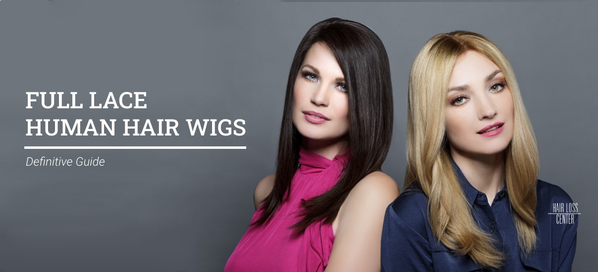 Full Lace Human Hair Wigs Guide